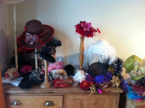 Sue Moorcroft Hats