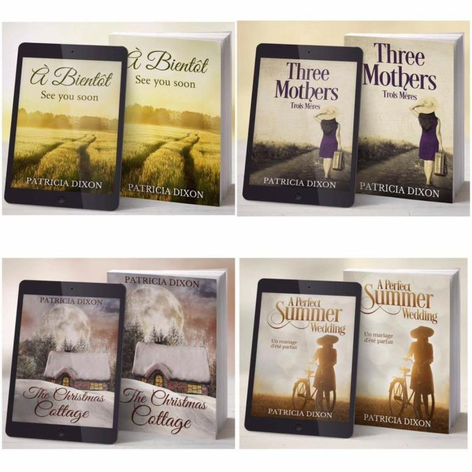 Pat Dixon Books