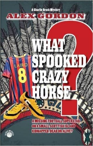 What spooked crazy horse
