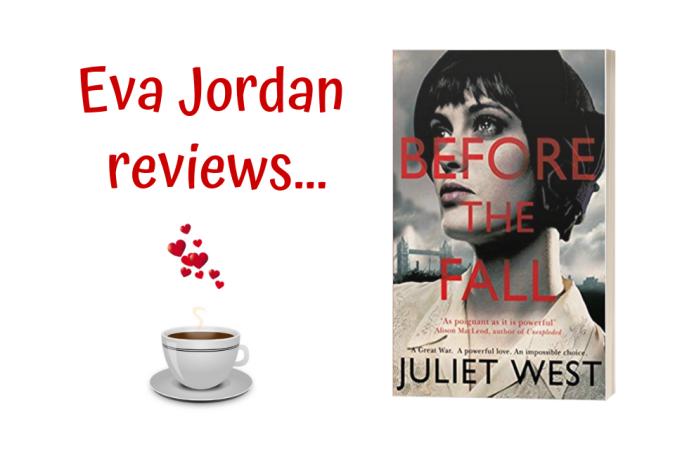 EVa Jordan reviews Before The Fall - Post Header