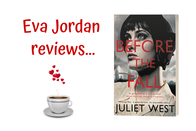 EVa Jordan reviews Before The Fall - Post Header