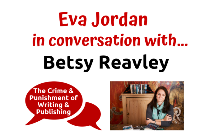 Eva Jordan in conversation with Betsy Reavley