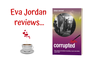 Eva Jordan reviews Corrupted - Post Header