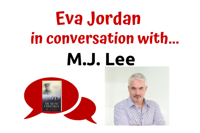 Eva Jordan in conversation with M.J. Lee - Post Header