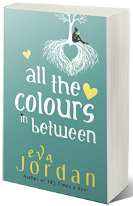 All The Colours In Between 3D book cover