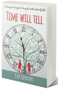 Time Will Tell 3D book cover
