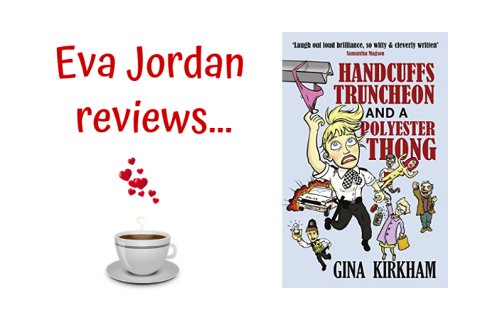 Eva reviews... Handcuffs, Truncheon