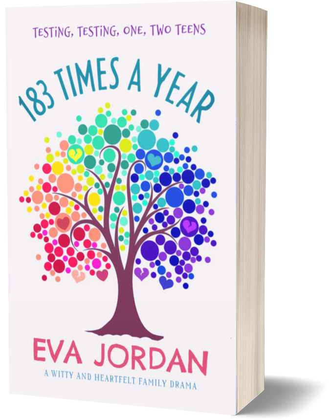 183 Times A Year - 3D book cover